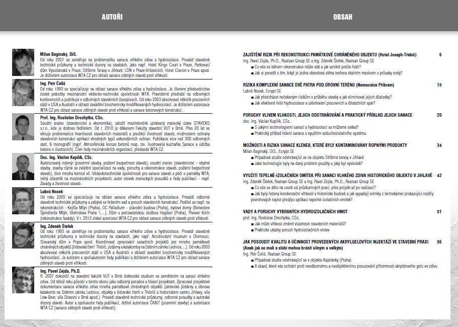 Sborník BP_obsah a autoři